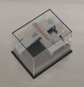 contrabass hlinik krabicka