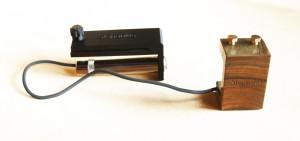 wood contrabass snimac novy